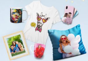 customised gifts at PrintOnline HD