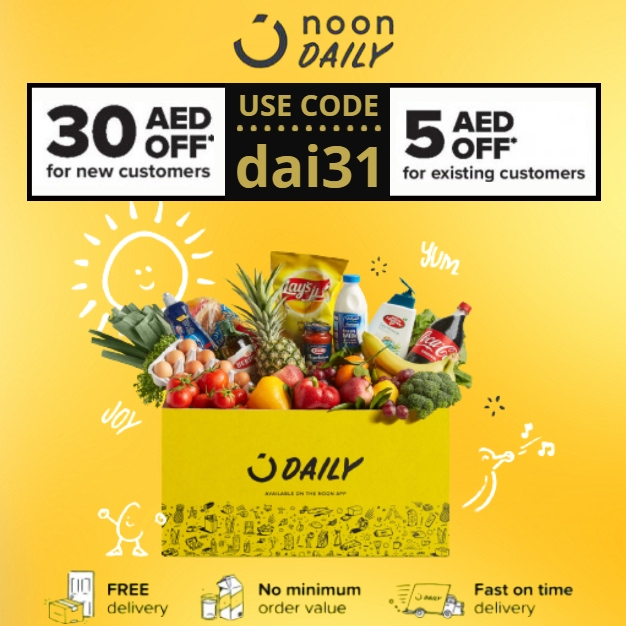 Noon Daily Discount code